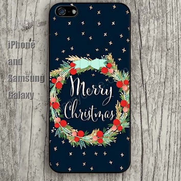 Bow Merry Christmas iphone 6 case 6 plus iPhone 5 5S 5C case Samsung S3, S4,S5 case, Ipod touch Silicone Rubber Case, Phone cover