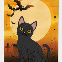 Halloween Bombay Cat Flag Garden Size BB4442GF