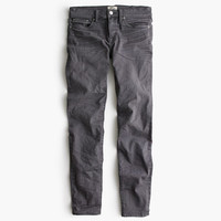 J.Crew Womens Toothpick Jean In Grey Dove Wash