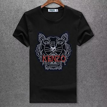 Boys & Men Kenzo Fashion Casual Shirt Top Tee