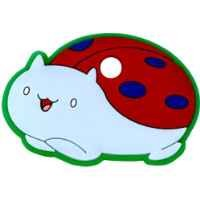 Bravest Warriors Catbug Key Cover Key Chain