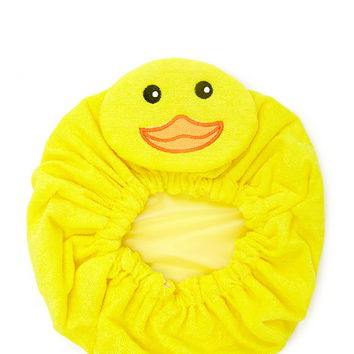 Duck Shower Cap | Forever 21 - 1000151954