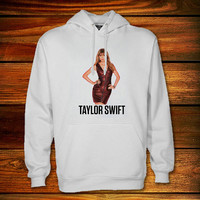 Taylor Swift Hoodie,Taylor Swift Sweater Black and White