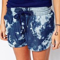 Hilfiger Denim Tie Dye Shorts
