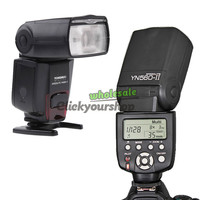 Yongnuo YN-560 II Flash Speedlite Slave Light For Canon Nikon DSLR Camera