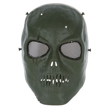 Army Skull Skeleton Airsoft Paintball BB Gun Full Face