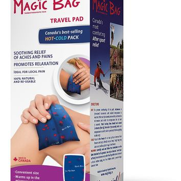 Magic Bag Travel Pad, Blue, 0.5 Pound