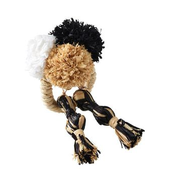 Fiesta Napkin Ring S/4 | Black