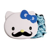 Hello Kitty Sweet 'Staches - Sweet Vanilla Flavored Mustache-Shaped Candies