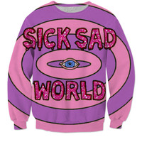 Sick Sad World SweatShirt (Daria)