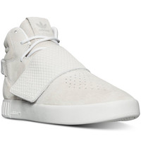 adidas Men's Tubular Invader Strap Casual Sneakers from Finish Line - Finish Line Athletic Shoes - Men - Macy's
