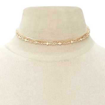 Assorted Chain Layer Choker