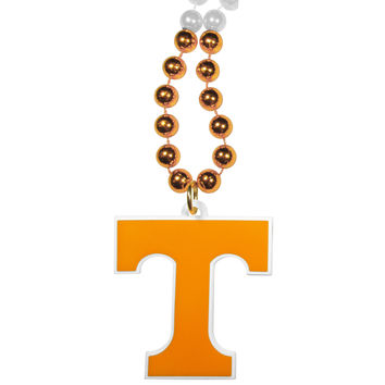 Tennessee Volunteers Mardi Gras Bead Necklaces