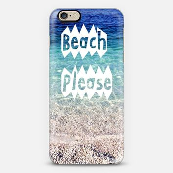 beach please iPhone 6 case by austeja platukyte | Casetify