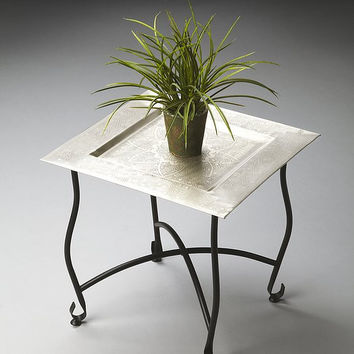 Butler Specialty Metalworks Moroccan Tray Table - 2867025