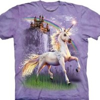 The Mountain Unicorn Castle Child T-shirt L