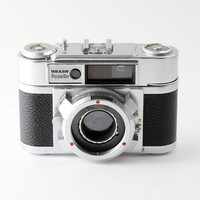 Braun Paxette 35mm 1950s Camera Body Only