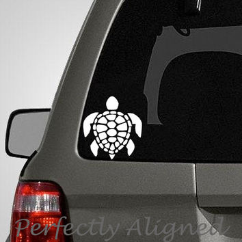 Sea Turtle - Vinyl Decal for Cars, Walls, Macbooks, etc...