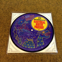 1973 Walt Disney World's Electrical Water Pageant Record - Sound Track - Picture Disc - 33 1/3 RPM - Stereo
