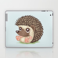 Hedgehog Laptop & iPad Skin by Toru Sanogawa