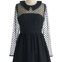 Dot a Hold on Me Dress | Mod Retro Vintage Dresses | ModCloth.com