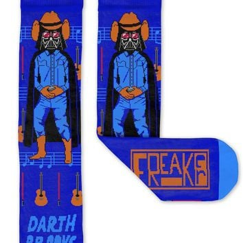 Darth Brooks Unisex Crew Socks