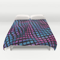 CUBE II Duvet Cover by Graphmob