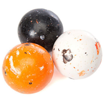 Halloween Giant Jawbreakers Candy Balls: 12-Piece Display