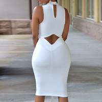 New Arrival Women Sexy Dresse Party Night Club Dress Bodycon Evening Party Plus Size Women Clothing Robe Femme Vestidos