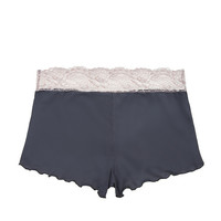 Easy Care Lace Waist Shortie
