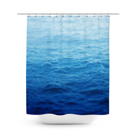 Caribbean Waters - Shower Curtain