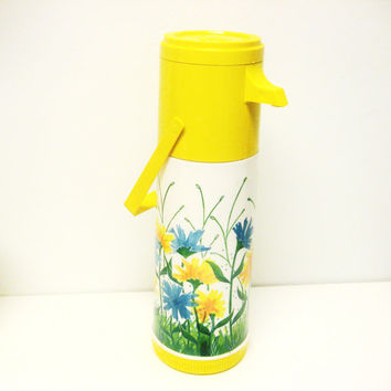 beverage dispenser - picnic pal - vintage