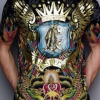 2013 ed hardy CA t shirt men's fashion short sleeve t shirt men tee tops