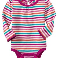 Gap Baby Family Multi Stripe Bodysuit