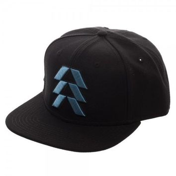 Destiny 2 Hunter Black Snapback Hat