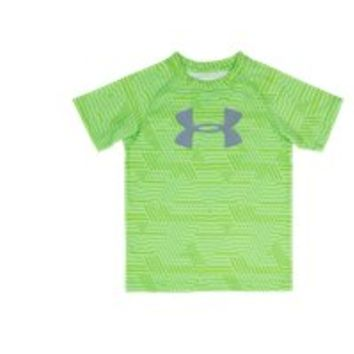 Under Armour Boys' Toddler UA Embossed Logo T-Shirt