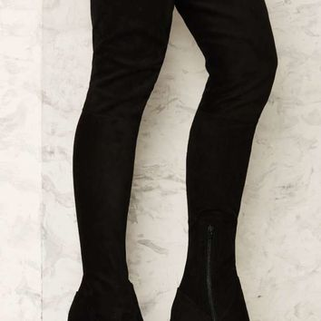 Lust For Life Fiftyfour Over-the-Knee Boot