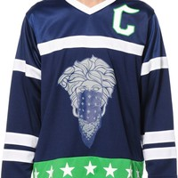Crooks and Castles Medusa Hockey Jersey