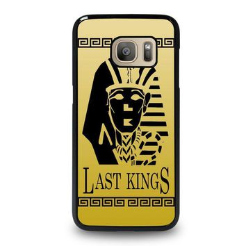 tyga last kings samsung galaxy s7 case cover  number 1