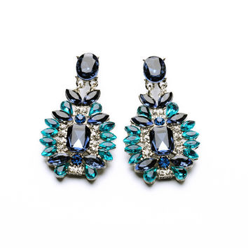 MAI Drop Statement Earrings