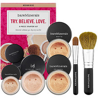 Try. Believe. Love. Kit - bareMinerals | Sephora