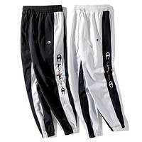 Champion Fashion New Side Embroidery Letter Leisure Sports Pants