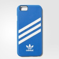 adidas Originals - Moulded Case - iP6/6S - Blue | adidas US
