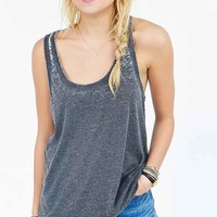 Mouchette Sunday Lounge Tank Top