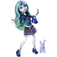 Walmart: Monster High 13 Wishes Twyla Doll