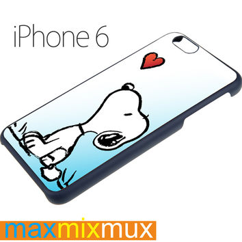Snoopy Love iPhone 6/6+ Series Hard Case