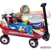 Radio Flyer Nostalgic Candy Wagon