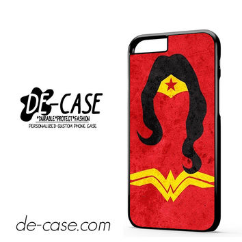 Wonder Woman Cartoon Logo For Iphone 6 Iphone 6S Iphone 6 Plus Iphone 6S Plus Case Phone Case Gift Present
