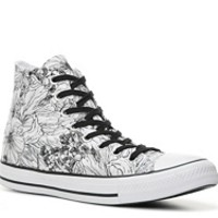 Converse Chuck Taylor All Star High-Top Floral Sneaker - Womens