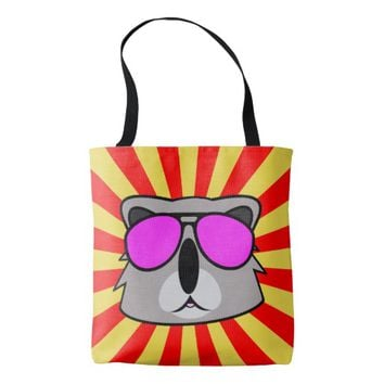 Super Duper Kasual Koala Tote Bag